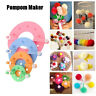 Craft Sewing Accessories Needle Pompom Maker Fluff Ball Weaver Knitting Tool