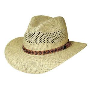 "BULLHIDE Tropical Breeze Natural Cowboy Hat, Brim: 3 1/4"" (2330)"