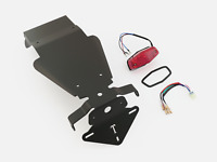 TEC Tail Tidy / Fender Eliminator Kit inc Wiring & Light - Triumph Street Cup