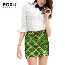New Faldas Mujer Mini Short Skirt for Teenager Girls Women Skirts Sexy Christmas