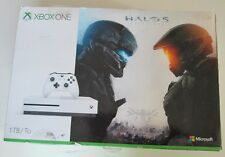Xbox One S 1TB Halo 5 Master Chief Collection System Console Bundle
