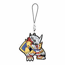 Digimon Adventure Mascot Vol.2 PVC Keychain Charm ~ War Greymon @11312