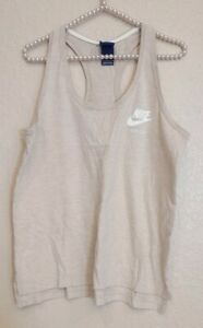 Nike Athletic T-Back Tank Top