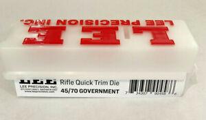 Lee 90458 45/70 Government Quick Trim Die