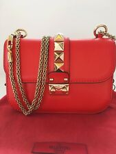 Valentino Rockstud Lock Small Bag RRP £1290 Classic Collection!!