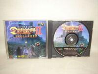 Mega CD DUNGEON MASTER 2 SKULLKEEP SEGA Genesis Import JAPAN Game mcd