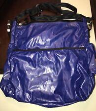 Via Spiga V Messenger Bag Shoulder Bag blue Large