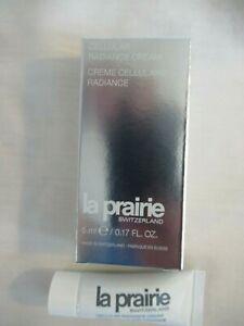 La Prairie Cellular Radiance Cream NIB 0.17 oz.