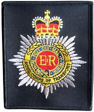 British Army Royal Corps of Transport MOD Approved Embroidered Patch