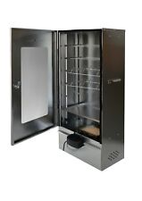 New Stainless Steel, Electric Smoker, Fish Smoker, Meat Smoker by outdoorcook uk