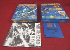 Amiga: Paradroid 90 - Hewson 1990