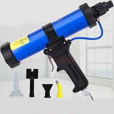 310ml Pneumatic glass glue gun Air Rubber Gun Tool Caulking Tool Sealant Tool