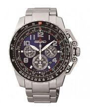 Relojes de pulsera solares Seiko cronógrafo