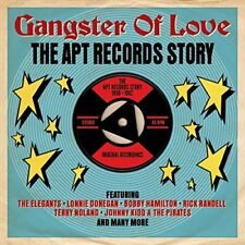 Gangster Of Love - The APT Records Story 1958-1962 2CD NEW/SEALED