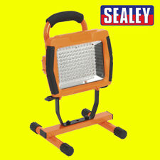 Sealey LED108CO Cordless 108 LED Rechargeable Portable Floodlight Lithium-ion