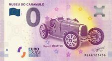Billet Touristique 0 Euro --- Museu do Caramulo  2018-1