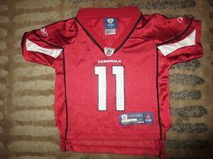 Larry Fitzgerald #11 Arizona Cardinals NFL Football Jersey Toddler Baby 2T