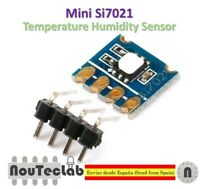 SMD Mini Si7021 Temperature Humidity Sensor Module I2C Occur Automatically