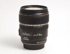 Canon EFS 17-85mm 1:4-5.6 IS USM Ultrasonic für Canon EOS mit APS-C Sensor