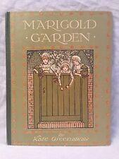 Kate Greenaway - Marigold Garden - Frederick Warne 1920s - Very Nice Copy
