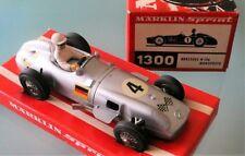 Märklin Sprint, schöner MERCEDES MONOPOSTO, W 196, TOP IN OVP Nr. 1300