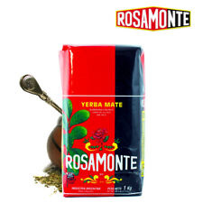 ROSAMONTE ARGENTINA Yerba Mate Loose Tea Weight Loss Energy Booster 500g