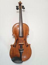Sehr alte hochwertige Meistervioline Geige Etikett.Joannes Kolbiz München 1760