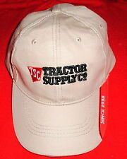 Tractor Supply Co Baseball Farming Trucker Hat Cap TSC Promo