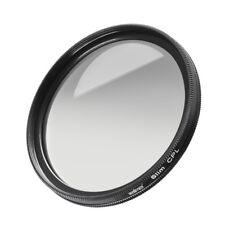 walimex pro Slim Polfilter Zirkular 82 mm beseitigt störende Lichtreflexe