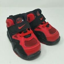 Nike Air Max Express (Toddler Boy's Size 4C) Athletic Sneaker Shoes Black Red