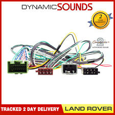 CT51-LR01 Car Stereo Amplifier Bypass Lead ISO for Land Rover