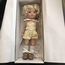 """TONNER 10"""" BASIC ANN ESTELLE Doll Mary Engelbreit Bendable Leg"""