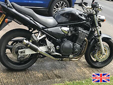Suzuki GSF1200 Bandit 96-06 SP Engineering Carbon Moto GP Xtreme Exhaust
