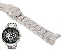Uhrenarmband Rundanstoß Neu passend für Casio Edifice  EF-535SP-1A EF535SP band