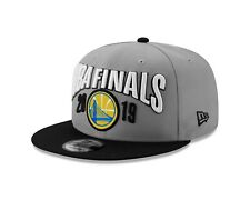 los angeles 22c36 aa436 Golden State Warriors New Era 2019 Conference Champions Locker Room Snapback  Hat