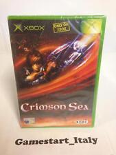 CRIMSON SEA (XBOX) NUOVO SIGILLATO NEW PAL VERSION