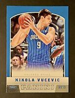 Nikola Vucevic Rookie 2012-13 Panini Basketball RC #258 Orlando Magic