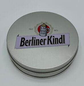 Berliner Kindl Blechdose Merchandise guter Zustand