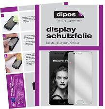 6x Huawei P10 Schutzfolie klar Displayschutzfolie Folie dipos Displayfolie