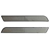 2pcs Black Short Stem Rearview Mirror Both Side Fit for Harley Street Glide06-19