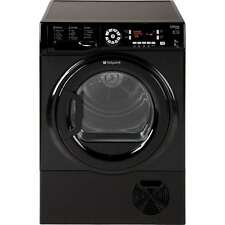 Hotpoint SUTCD97B6KM 9Kg Condensor Tumble Dryer with Reverse Action in Black New