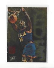 1995-96 Ultra Jam City Hot Pack #6 Antonio McDyess Nuggets
