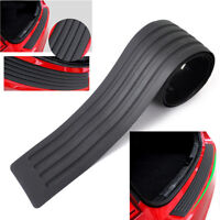 Car Accessories Car Sill Plate Bumper Guard Protector Pad Cover Trim Universal