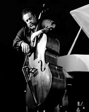 1974 Jazz Bandleader CHARLES MINGUS Glossy 8x10 Photo Bass Poster Music Print