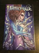 Micheal Turner's Fathomblue#3 Incredible Condition 9.4(2015)