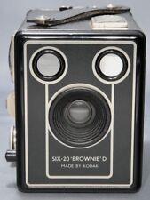 KODAK  BROWNIE  D  SIX-20