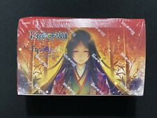 Force of Will TCG The Millennia of Ages Booster Box - Factory Sealed