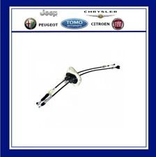Genuine Fiat Ducato gear change cables 94-06 Citroen Relay Peugeot Boxer 2444V7