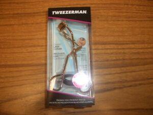 Tweezerman Classic Lash Curler with 3 Replacement Pads