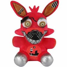 "FNAF Sanshee Plushie Five Nights at Freddy's Toy 6"" Plush Red Foxy Soft Doll Kid"
